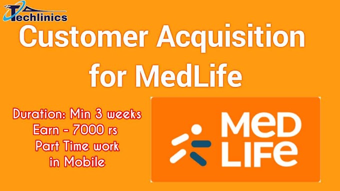 Customer Acquisition for MedLife