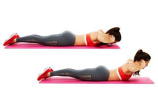 Dorsal raises back extension lower back exercise
