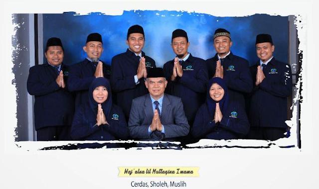Lowongan Kerja SMP dan SMA Islam Nurul Fikri Boarding School Serang