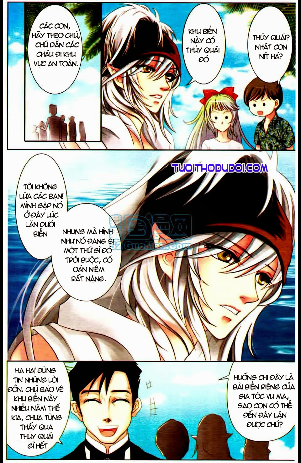 Ngư Tổ Thần Châu Chap 6 - Next Chap 7