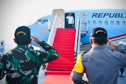 Jokowi Akan Silaturahmi dengan Keluarga Korban KRI Nanggala 402, Panen Padi dan Tinjau Lokasi Gempa