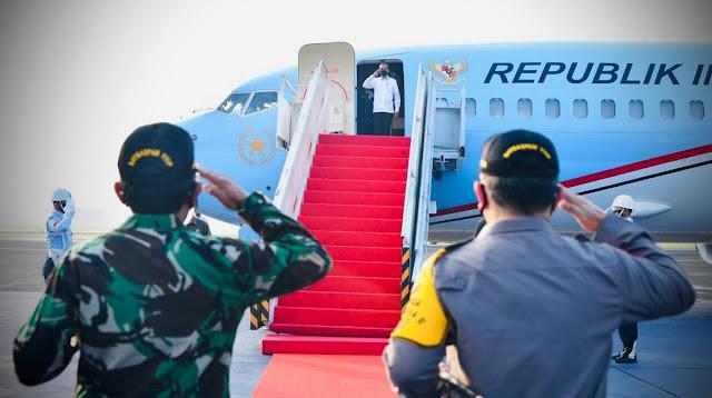 Jokowi Akan Silaturahmi dengan Keluarga Korban KRI Nanggala 402, Panen Padi dan Tinjau Lokasi Gempa.lelemuku.com.jpg