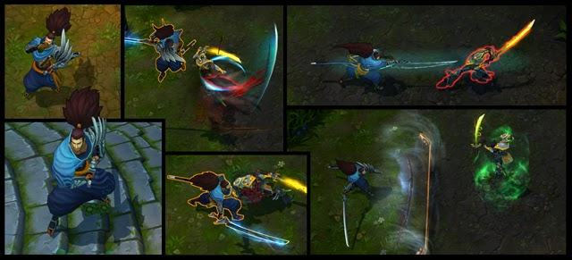 Champion Spotlight de Yasuo