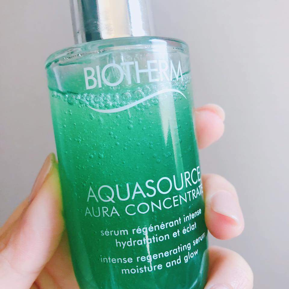 Biotherm Aquasource Concentrate Serum