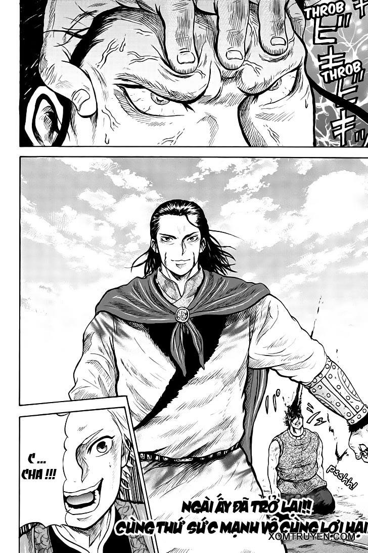 Horizon (okada takuya) chap 34 trang 9