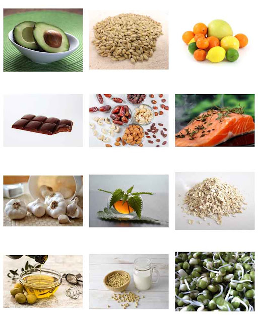 foods that lower the cholesterol