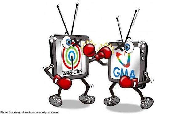 abs cbn vs gma tv