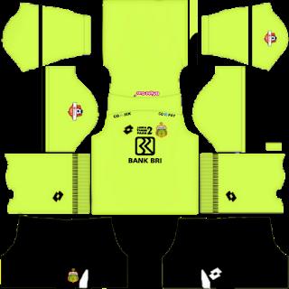 Bhayangkara FC Kits DLS 2019