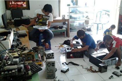 Jasa Service Komputer Area Sungguminasa Gowa