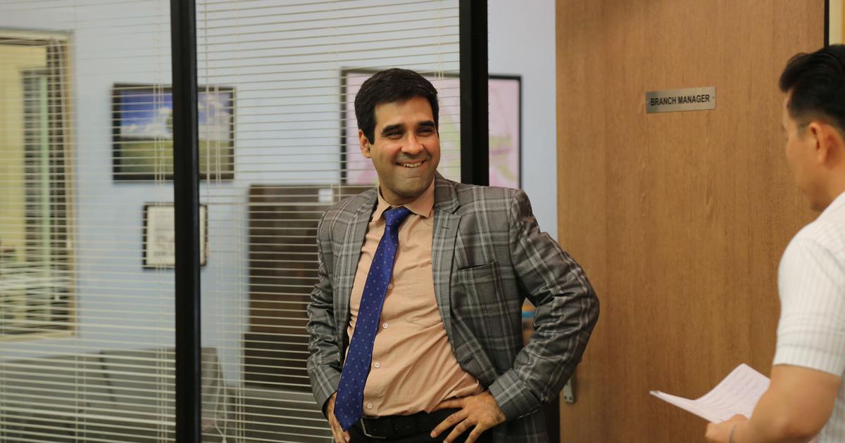 mukul chadda the office