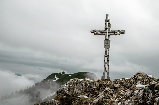 Ruhpolding  - Hörndlwand  Wandern Bayerische Alpen  Wanderung-Ruhpolding  Bergtour-Bayern  Wandern-im-Chiemgau 10