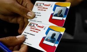 Registro de militantes del PSUV