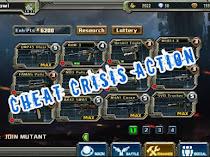 Cheat Crisis Action Work Terbaru 2019