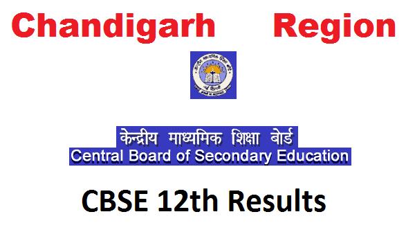 CBSE 12th Board Result 2017 Chandigarh Zone | Chandigarh Region XIIth Class Result 2017
