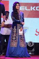 Beautiful Cute Sai Pallavi in dark Blue dress at Fidaa music launch  Exclusive Celebrities galleries 008.JPG