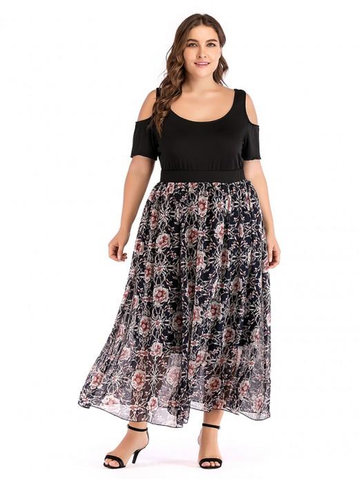 https://www.lover-beauty.com/product/scintillating-black-big-size-patchwork-cold-shoulder-dress_i_101048.html