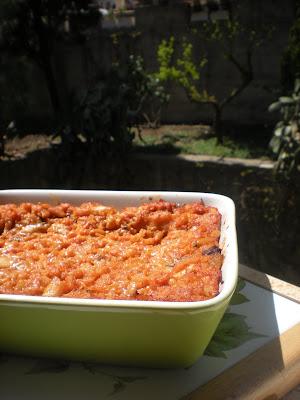 Le lasagne al Ragù di Cavolfiore sapore gusto e amore per lo stare insieme