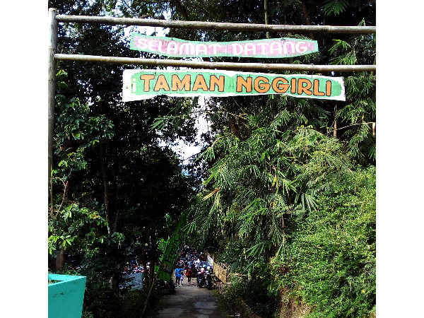 Taman Nggirli Bantul Daerah Istimewa Yogyakarta
