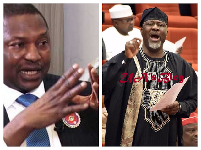 Foreign Accounts: Malami Seeks More Time To Release Dino Melaye's File