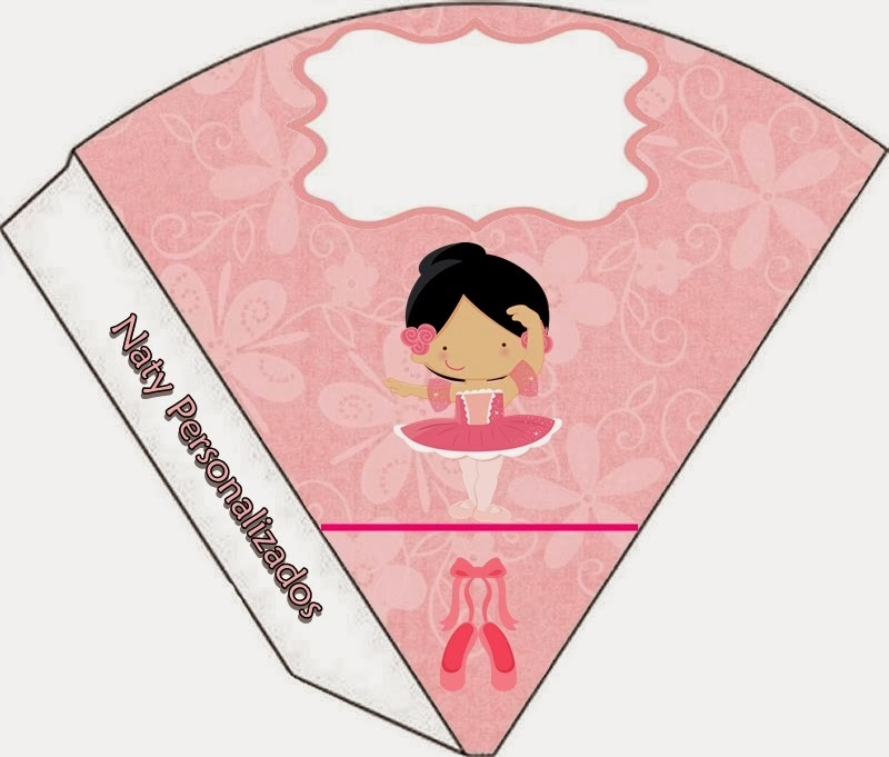 Sweet Ballerinas: Free Party Printables..