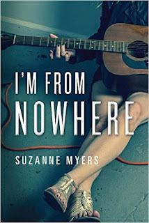 I'm from Nowhere by Suzanne Myers book cover