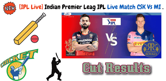 [IPL] MX Player Bangalore vs Rajasthan 15th Match Live Updates