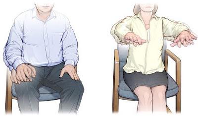 Cara Menghilangkan Gemetaran (Tremor) Pada Tangan Dan Kaki Dengan Efektif