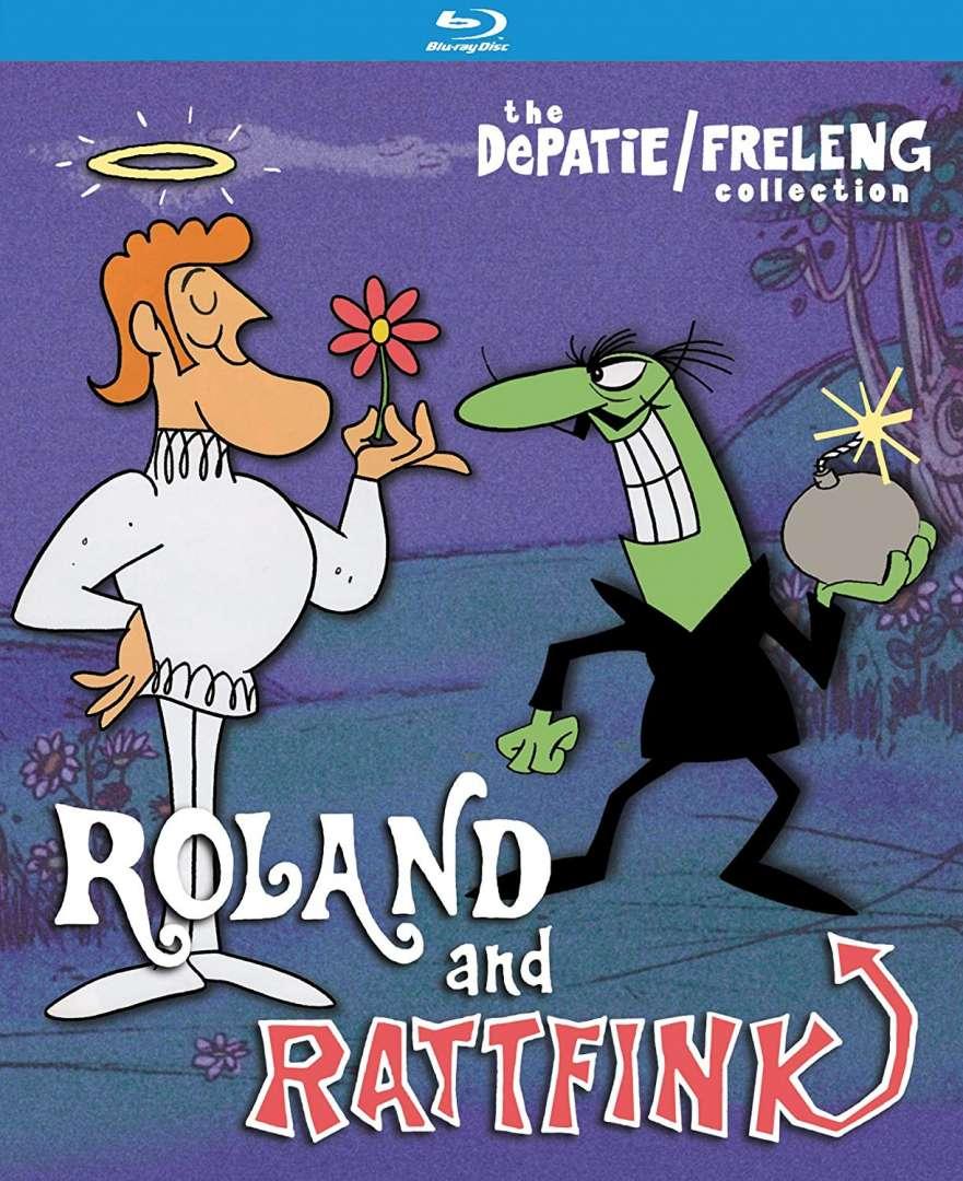 Animação em Foco: BOM-BOM & MAU-MAU  (Roland and Rattfink) – 1968