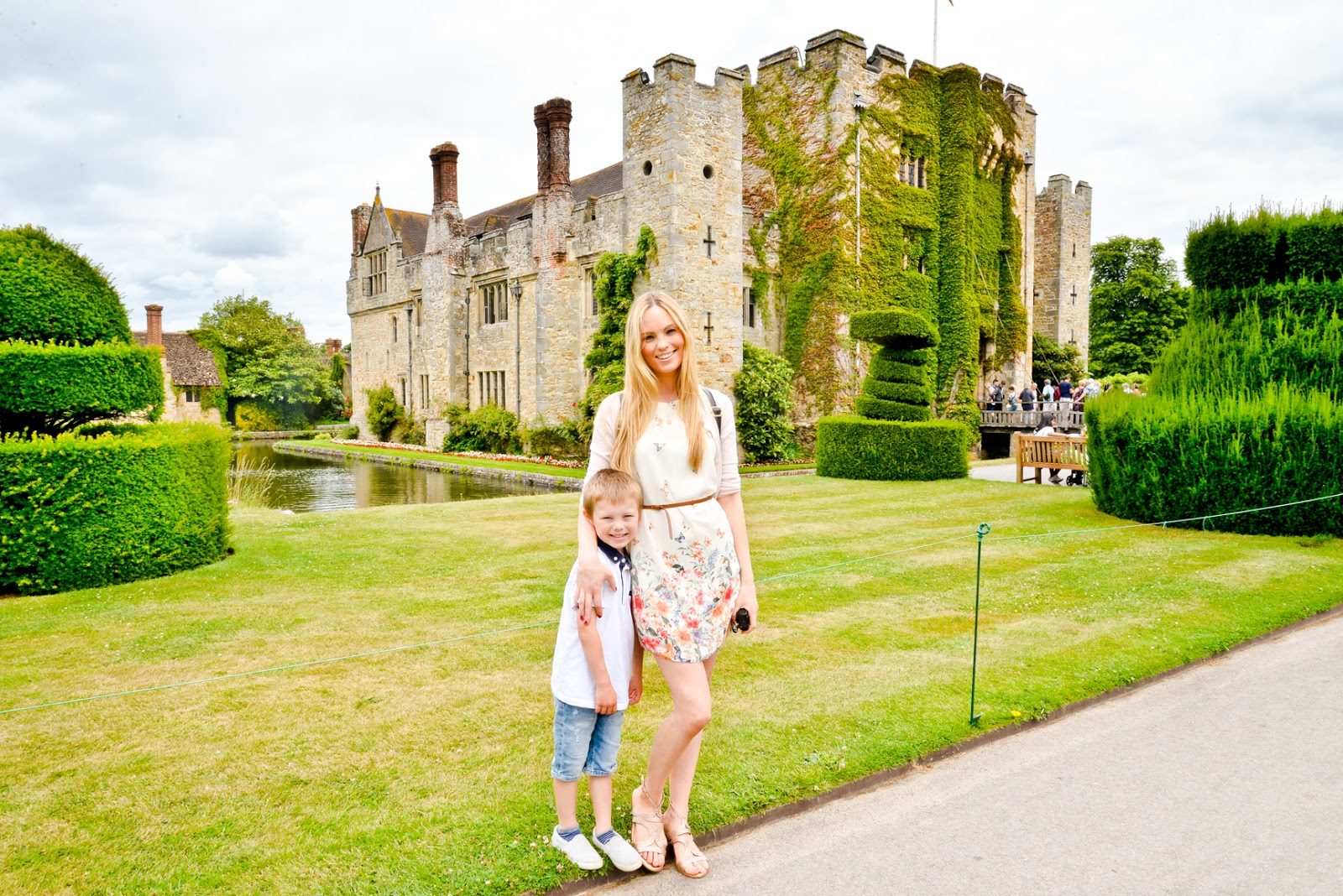 Hever Castle Day Out With kids, Hever Castle, Hever castle family day out,