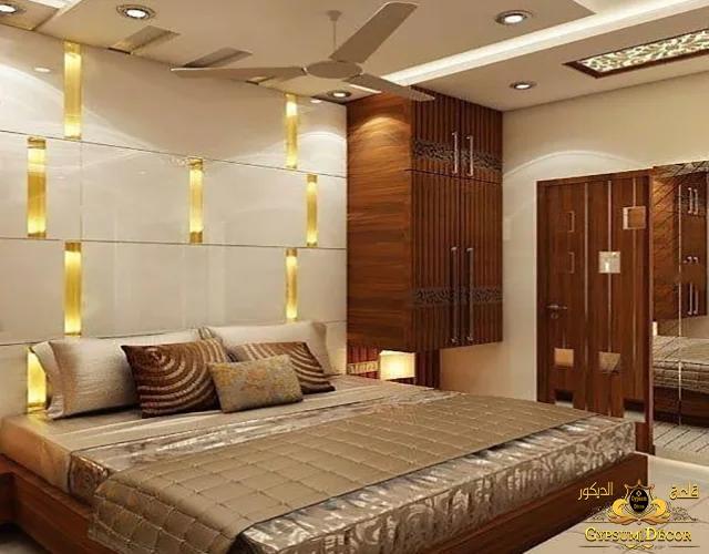 غرف نوم مودرن كاملة 2022