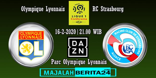 Prediksi Lyon vs Strasbourg