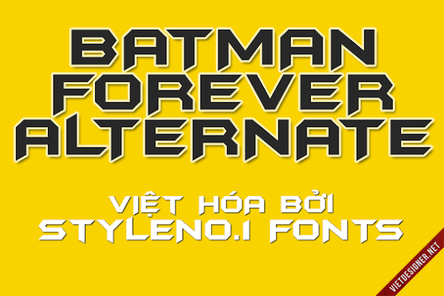 [Sci-fi] Batman Forever Alternate Việt hóa