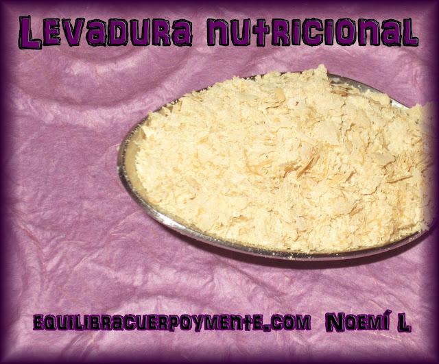 Levadura nutricional, propiedades de la levadura nutricional