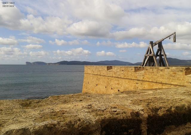 Muralles de l'Alguer Sardenya