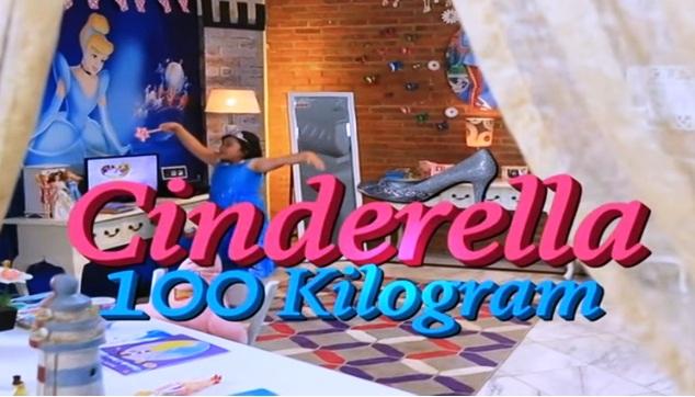 Nama Pemain FTV Cinderella 100 Kilogram SCTV Lengkap
