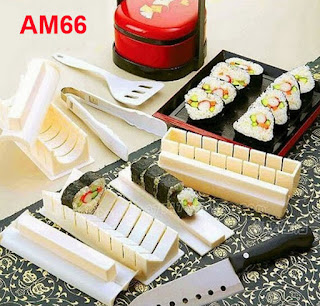 AM66 Super Sushi Maker Tool Set Making Kit