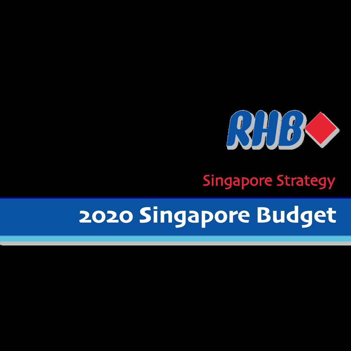 2020 Solidarity Budget - RHB Investment Research | SGinvestors.io