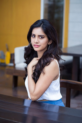 Actress Nabha Natesh Latest HD Photos  IMAGES, GIF, ANIMATED GIF, WALLPAPER, STICKER FOR WHATSAPP & FACEBOOK