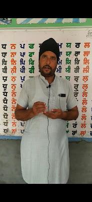 Akali Dal Leader Gajjan Singh