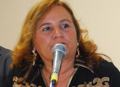 Impugnada candidata condenada em Ibaretama, Elíria Queiroz