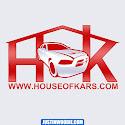 House Of Kars Graphic Logo Design