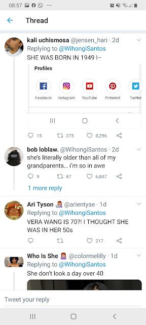 vera wang age