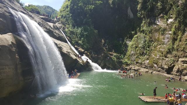tangadan waterfall la union
