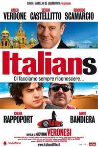 Poster Italians