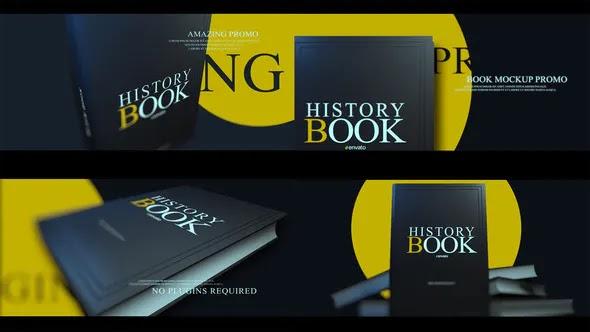 Videohive - Book Promo Mockup Kit_01 24042223