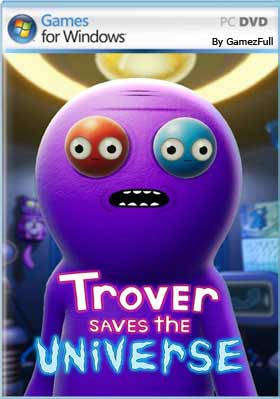 Trover Saves the Universe (2019) PC Full Español