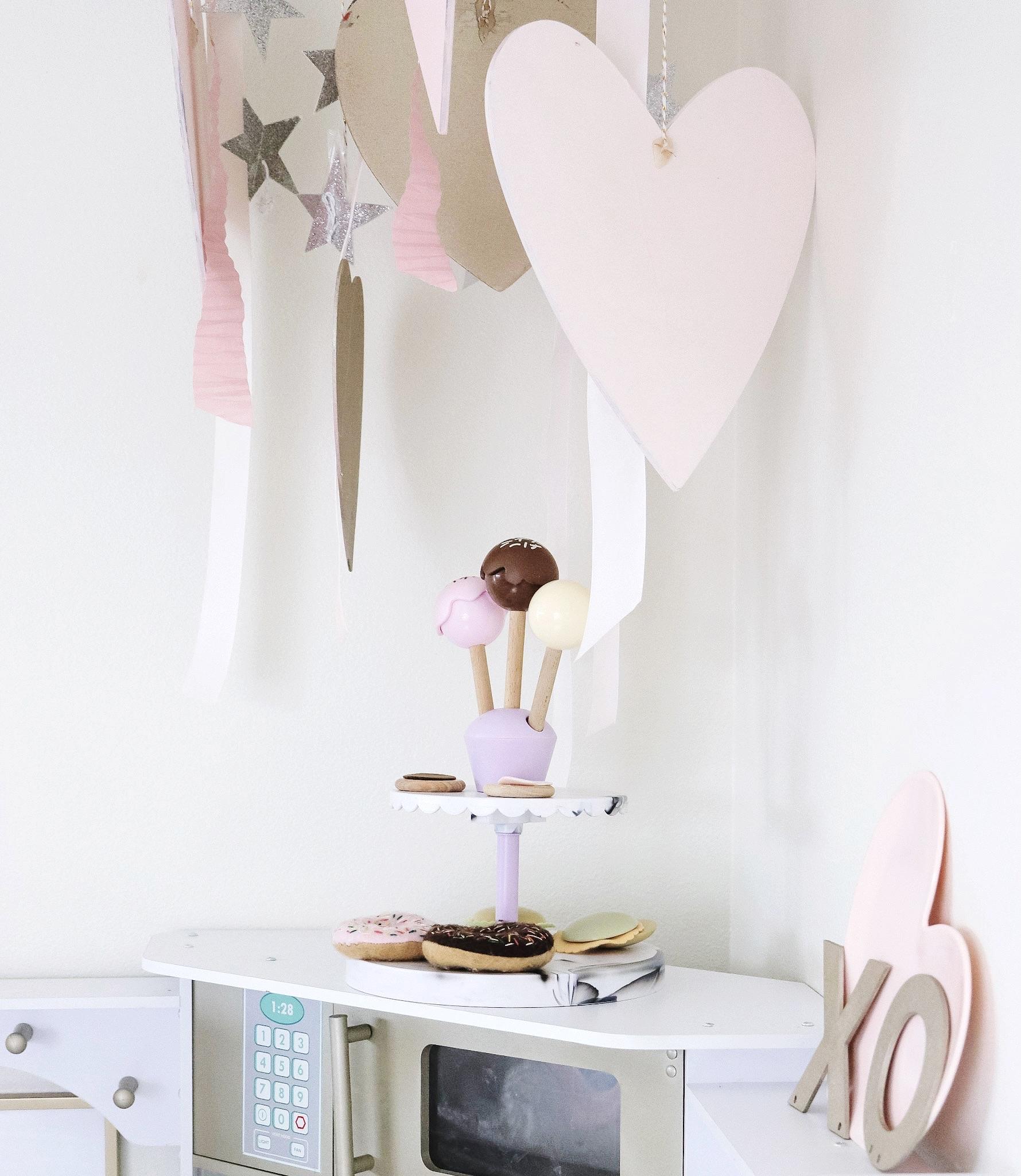 valentine play kitchen