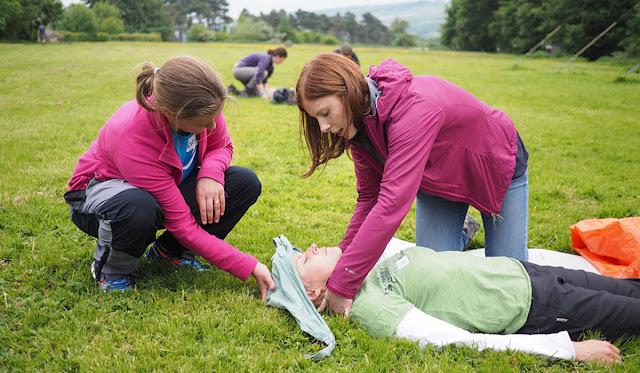 الإسعافات الأولية ..... أنواع الإصابات وكيفية التعامل معها