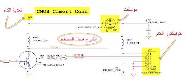web cam connector