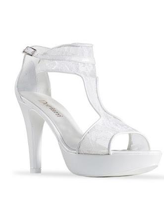 Zapatos de novia cómodos y elegantes